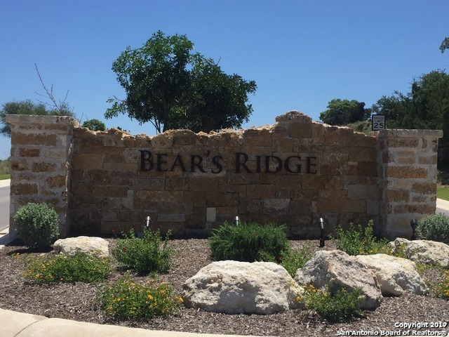 LOT 23 NORTHERN BEAR Boerne, TX