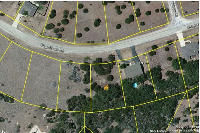 LOT 58 KINGS RANCH RD Bandera, TX