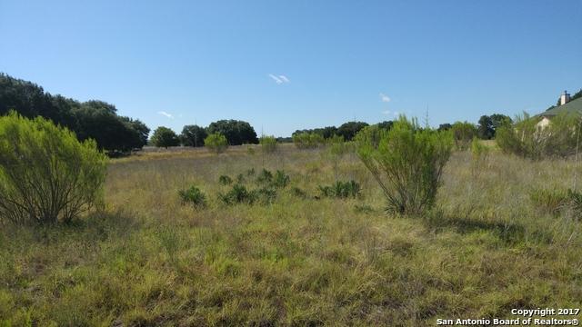 LOT 291 Appaloosa Hollow Bandera, TX