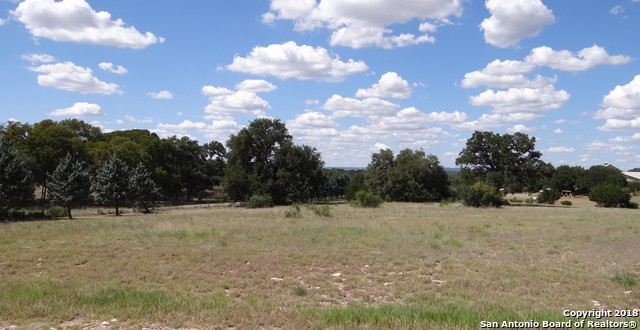 LOT 605 Saddle Creek Pass Bandera, TX