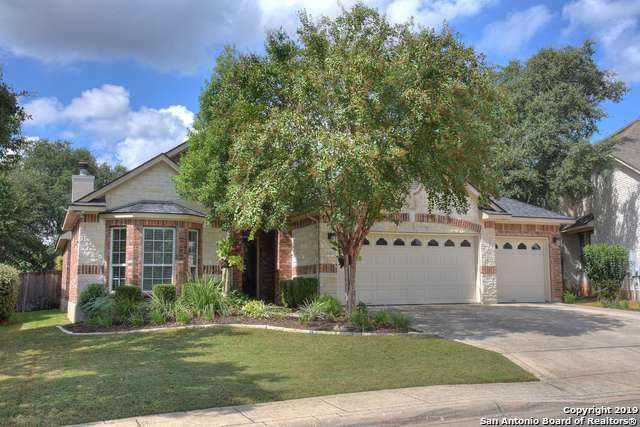 24811 SHINNECOCK TRAIL San Antonio, TX